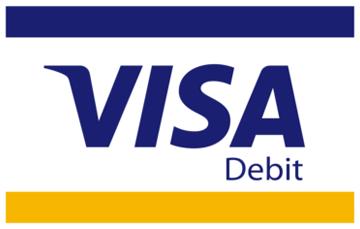visa debit payment logo